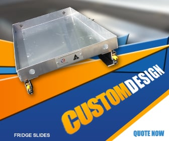 Custom Design Fridge Slides