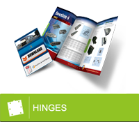 Brochures-Buttons-Hinges