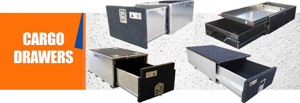 Dunn and Watson Cargo Drawers