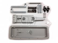 Aluminium Recessed Cam Ki2