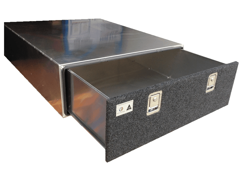 Aluminium Vehicle Drawer System6
