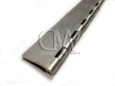 Hinge direct archives industrial hardware camper for Concealed piano hinge