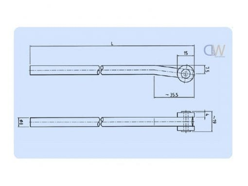 Locking Accessories Roller Rod2