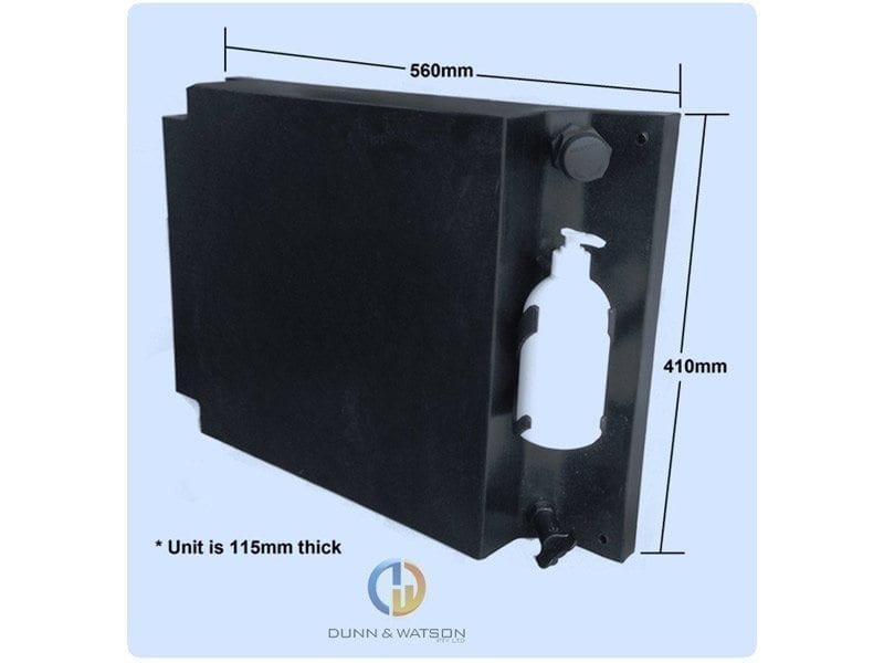Water Tanks Side Board Water Tank 20Ltr3