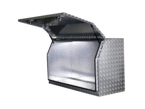 aluminium toolboxes Gull Wing Toolbox Full Door1