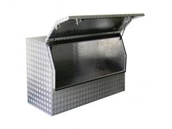 aluminium toolboxes Gull Wing Toolbox door