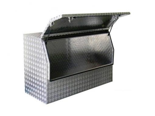 aluminium toolboxes Gull Wing Toolbox door