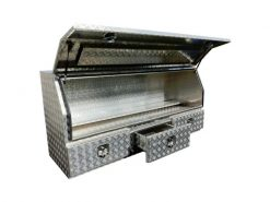 aluminium toolboxesGull Wing Toolbox Multi Drawer3
