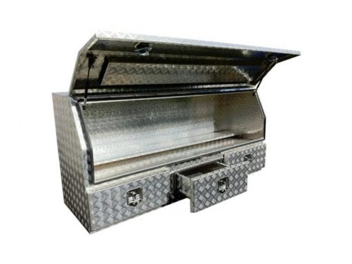 aluminium toolboxesGull Wing Toolbox Multi Drawer3