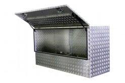 aluminium toolboxesSquare Hi Side Storage Box 34 Door