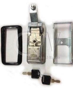 compression locks Chrome Thumb Press Compression Locks Large2