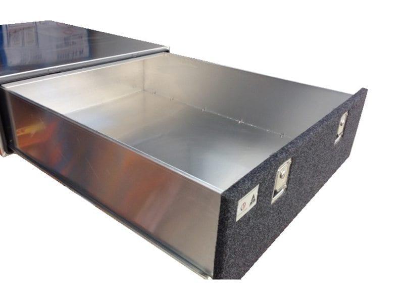 Custom fabricationAluminium Cargo Drawer System3