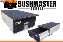 EBAY BUSHMASTER SOLID TOP CARGO DRAWER