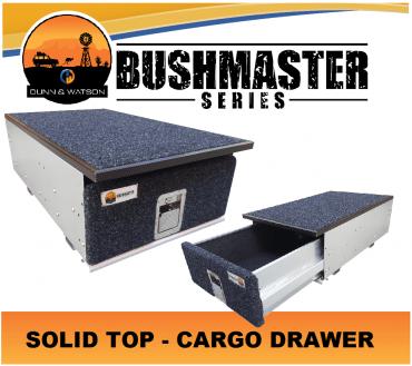 EBAY BUSHMASTER SOLID TOP CARGO DRAWER