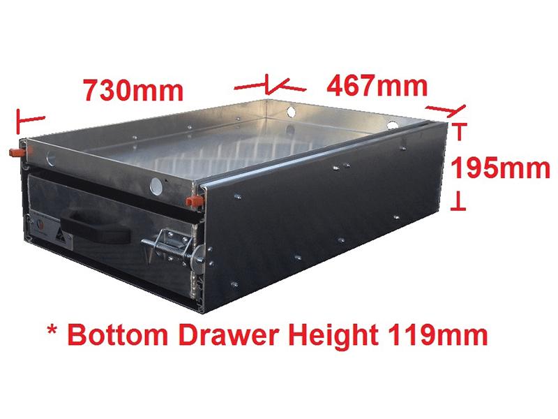 FridgeSlide Cargo Drawer6