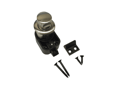 Caravan Push Button Latch2