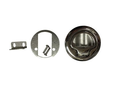 Stainless Steel Finger Pull Latch3