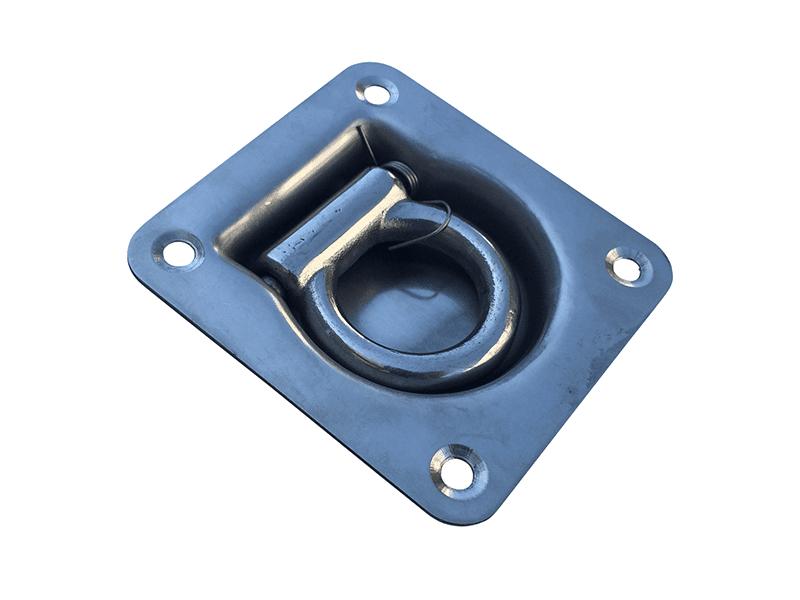 Stainless Steel Recessed Tie Down 6