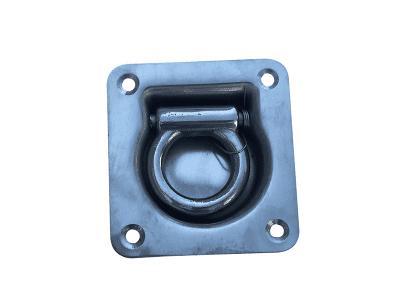 Stainless Steel Recessed Tie Down 7
