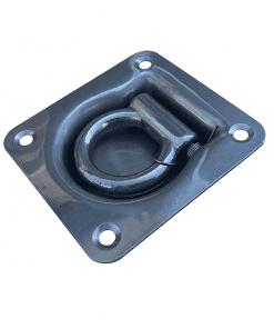 Stainless Steel Recessed Tie Down 8