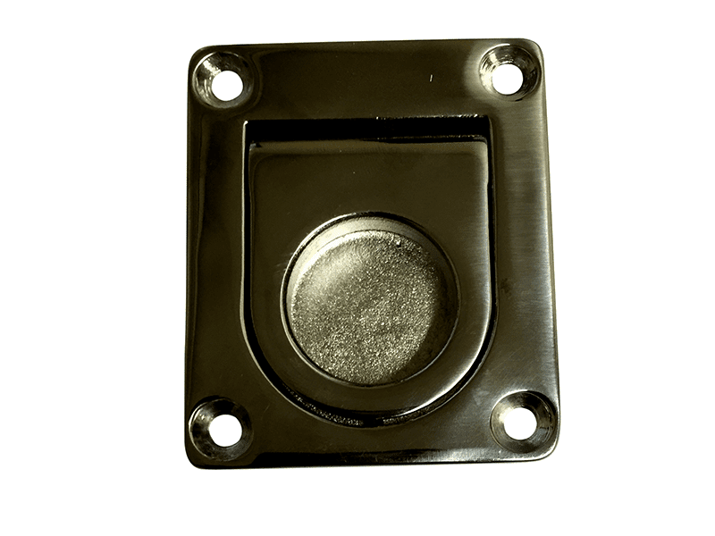 Stainless Steel Spring Loaded Lift Ring3