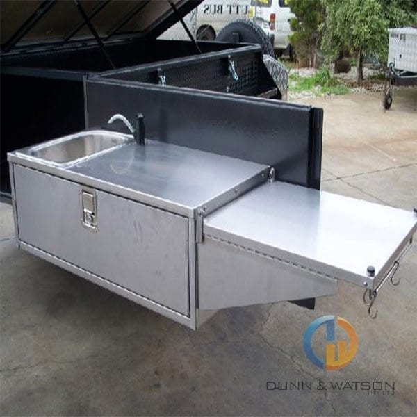 Slide Out Camper Trailer Kitchens For Sale
