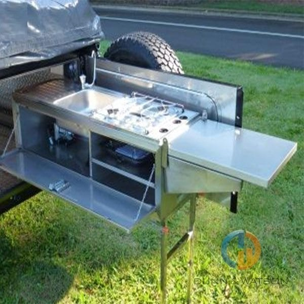 Stainless Steel Sink Camper Trailer And Carvan Kitchens