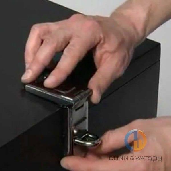 Lock Hasp Staple 1