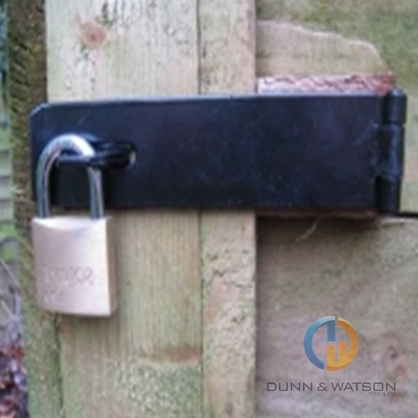 Lock Hasp Staple 3