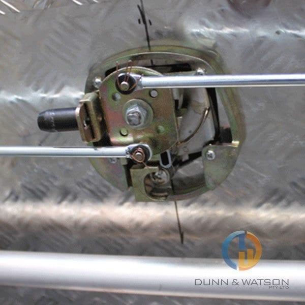 Lock Locking Rods 1