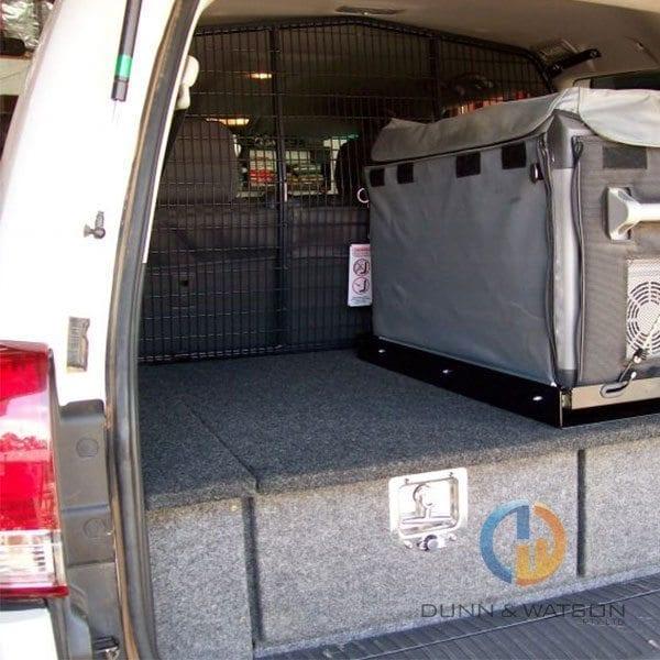 Vehicle Cargo Drawer 3
