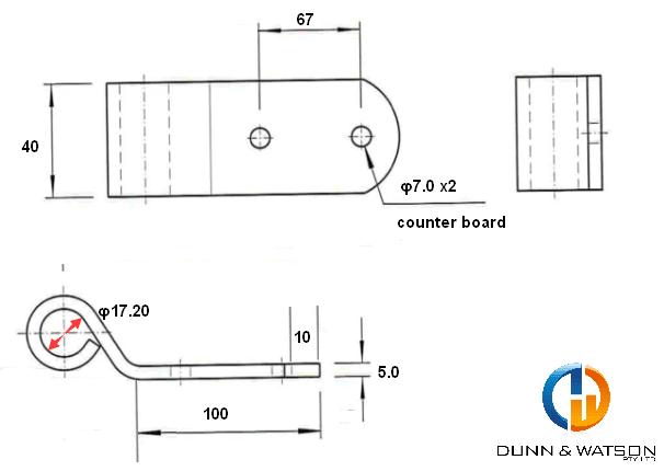 100mm-strap-hinge