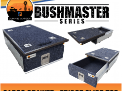 EBAY BUSHMASTER SLIDING TOP CARGO DRAWER