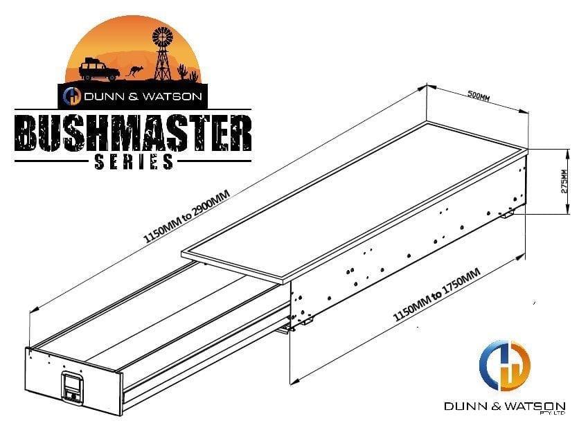 bushmaster Series Cad 1