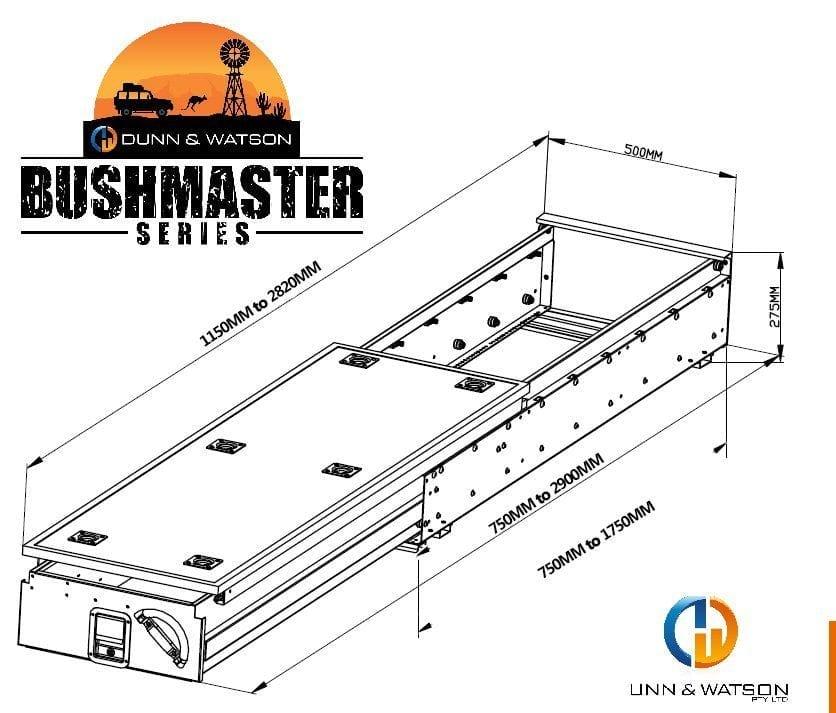 bushmaster Series Cad 2