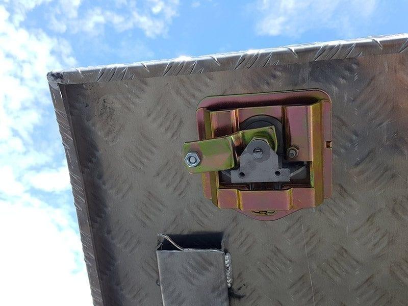 AUS MADE MINI ALUMINIUM UTE CANOPY - Industrial hardware, Camper Trailer, Caravan Manufacturers ...