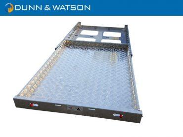 DW Aluminium Tub Slide