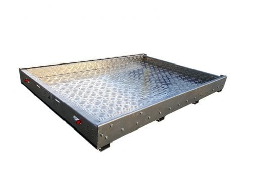 DW Aluminium Tub Slide2