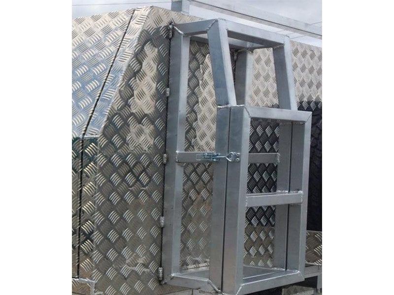 Standard Aluminium Ute Canopy Industrial Hardware