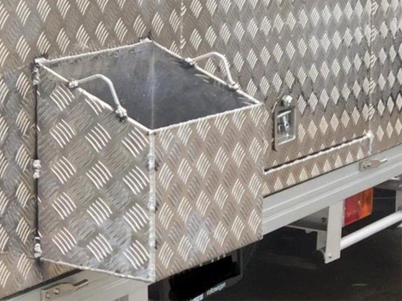 Mini Aluminium Ute Canopy Aus Made Industrial Hardware