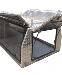 dual cab canopy