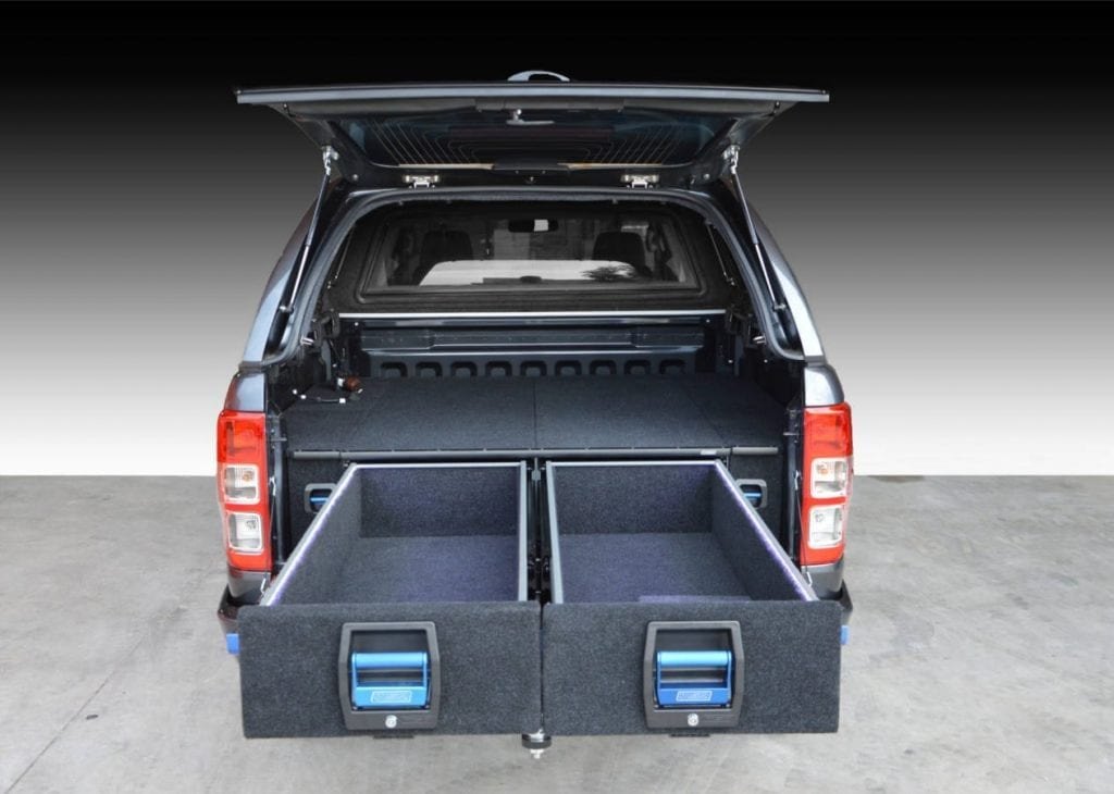 Msa Explorer Cargo Drawer Systems Vehicle Specific