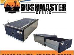 ally bushmaster cargo drawers