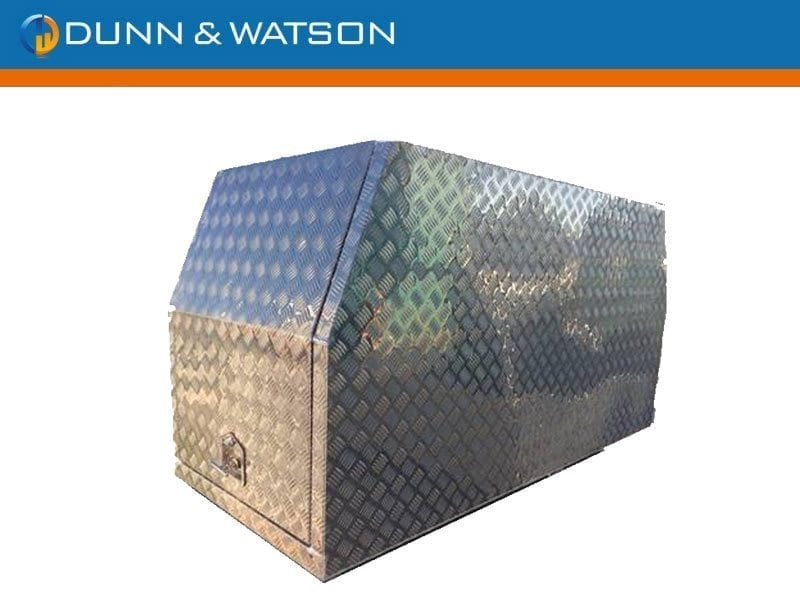 Home / C&er Trailers u0026 Canopies Direct  sc 1 st  Dunn and Watson & AUS MADE MINI ALUMINIUM UTE CANOPY - Industrial hardware Camper ...