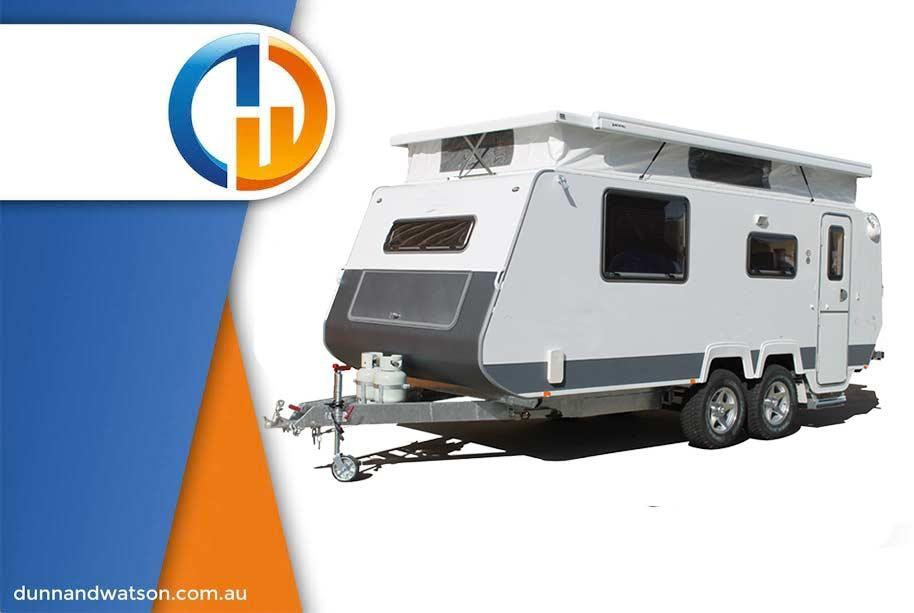 DIY Caravan
