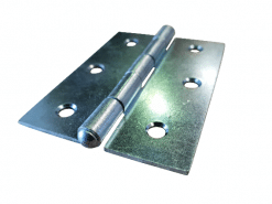 DUNN AND WATSON ZINC PLATED BUTT HINGE