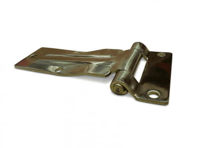 DUNN WATSON MEDIUM OVER SEAL HINGE STAINLESS