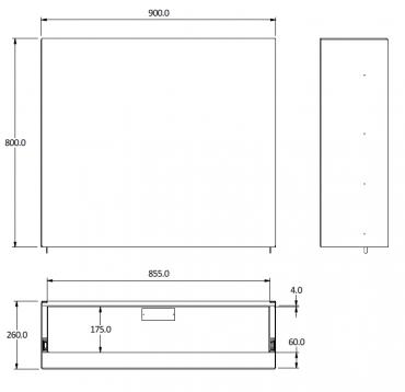 Dunn Watson Canopy Cargo Drawer CAD