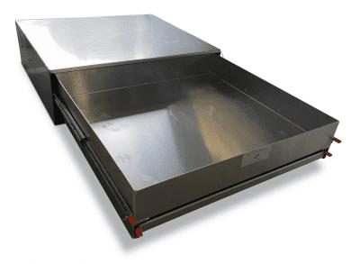 Dunn Watson Canopy Cargo Drawer Plus Bench 3