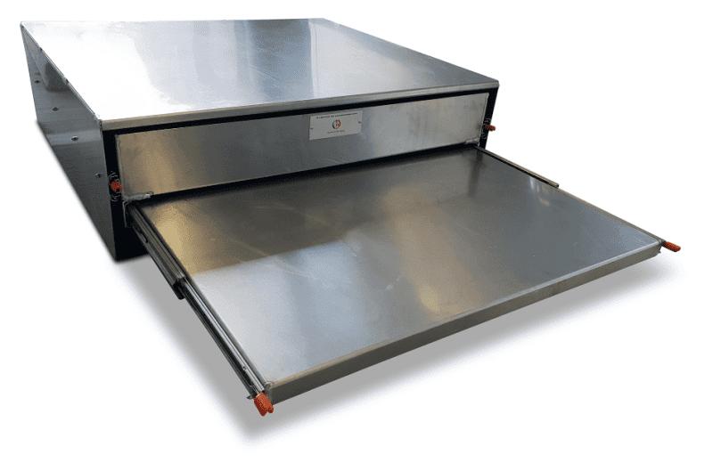 Dunn Watson Canopy Cargo Drawer Plus Bench 4